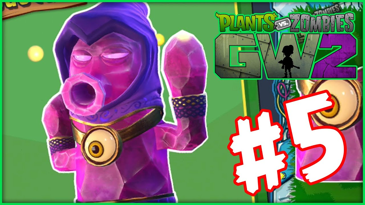 Zen Garten Plants Vs Zombies Plants Vs Zombies Garden Warfare 2 Beta Part 5
