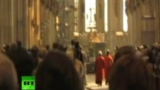 Video: Pussy Riot copycats caught in Cologne Cathedral