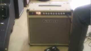 Fuchs BlackJack 21MKII Combo/ Fender Strato 59´Reissue - Soulshine Guitar Shop