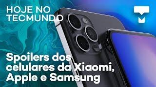 Mi Mix 4 com câmera sob a tela, bateria do iPhone 12, sensor do Galaxy S11 – Hoje no TecMundo