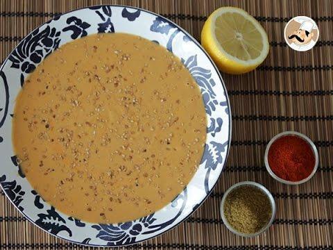 Hummus Ricetta Semplice Senza Tahina.Hummus Libanese Senza Tahina Ricetta Facile Petitchef It Youtube