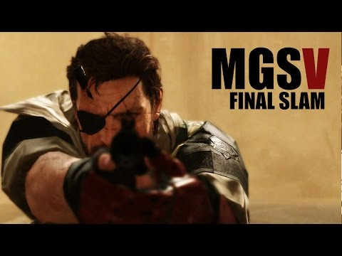 MGSV : Final Slam HD [Dunkey]