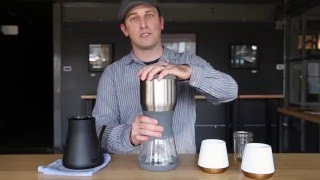 Duo Coffee Steeper 201: Brewing Basics