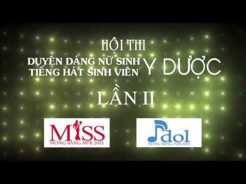 Giới thiệu Cuộc thi nữ sinh duyên dáng và tiếng hát sinh viên Khoa Y Dược trường ĐH QT Hồng Bàng
