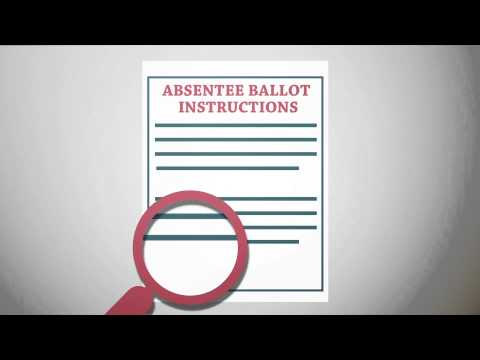 Vote Early — Vote Absentee!   Office of the Minnesota Secretary of State