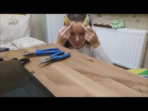 Как сделать рога? Почти-туториал :)