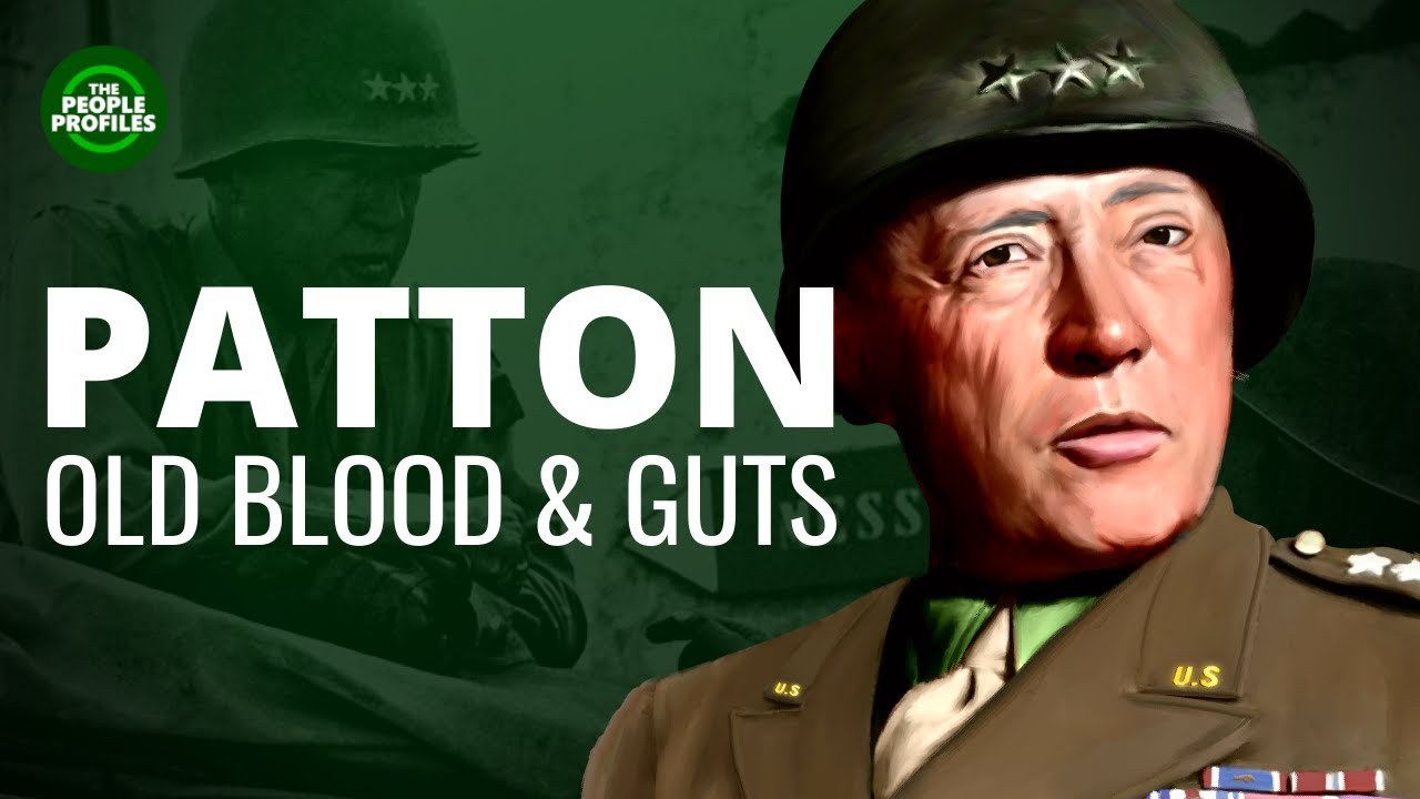 George Patton Documentary – Biography of the life of George S. Patton
