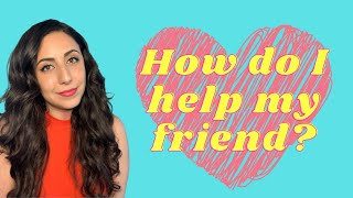 How to help someone who is struggling   Mental Health Over Coffee #anxiety #Mentalhealth #depression