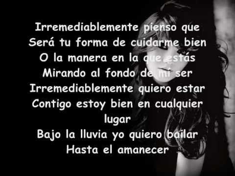 Music video Dulce María - Irremediablemente