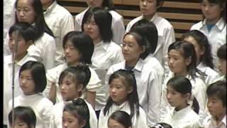ありがとう 児童合唱/若松歓:作詞・作曲 thumbnail