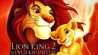 LION KING 2: SIMBA'S PRIDE - We Are One (KARAOKE clip) - Instrumental with clip and lyrics on screen
