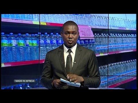 #MadeInAfrica L'eau Minérale : un marché à forte croissance