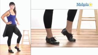 How to Do a Toe Stand Turn in Tap Dance