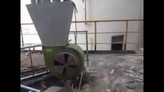 CYCLONIC HUSK FURNACE AT COFCO CHINA