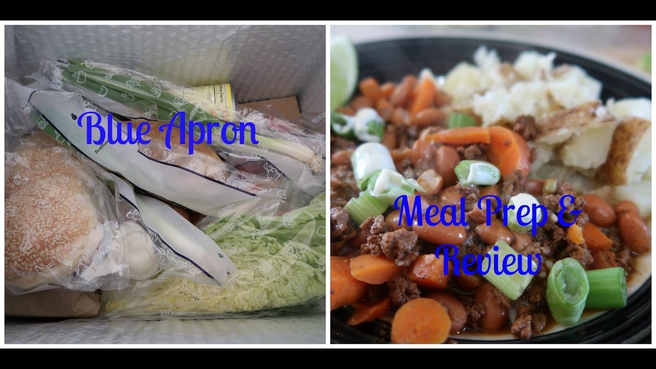 Blue apron worth it - Blue Apron Meal Prep Is It Worth It
