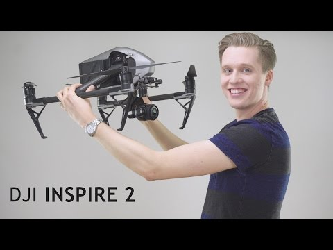 DJI Inspire 2 | In-Depth Review | + Free 5.2K RAW Video File