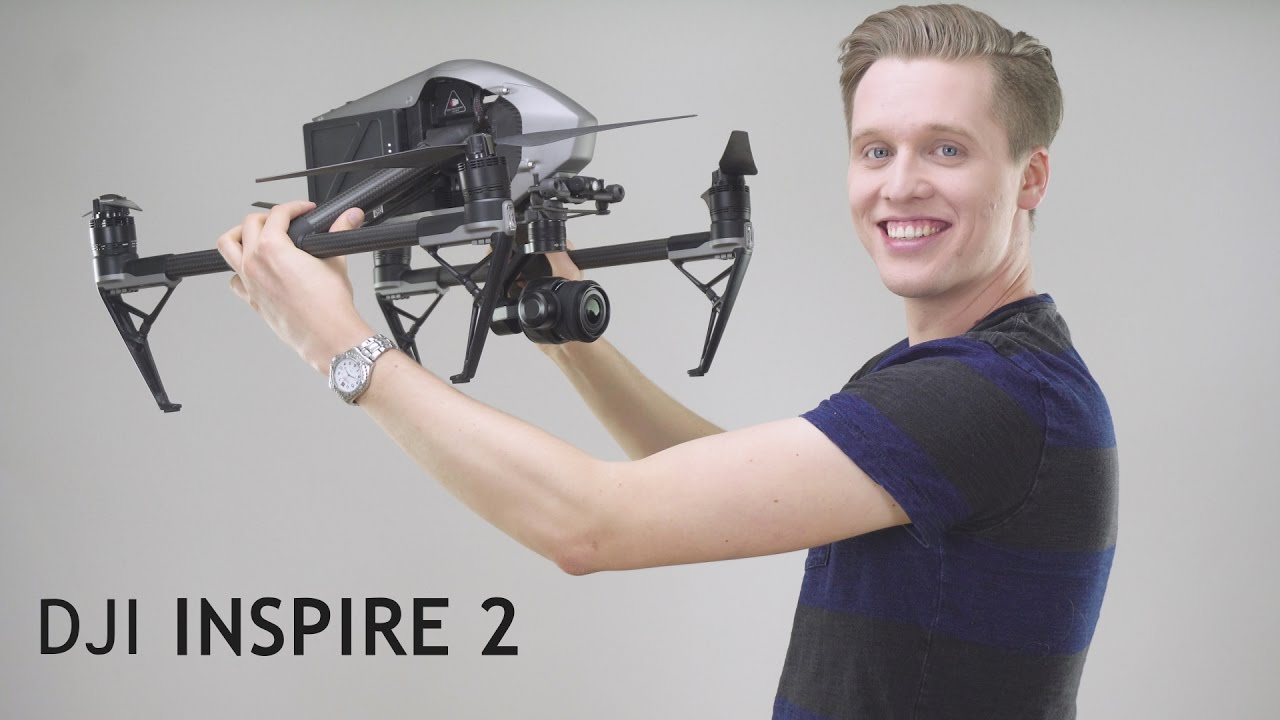 DJI Inspire 2 Features Review, Specifications And FAQs Answered