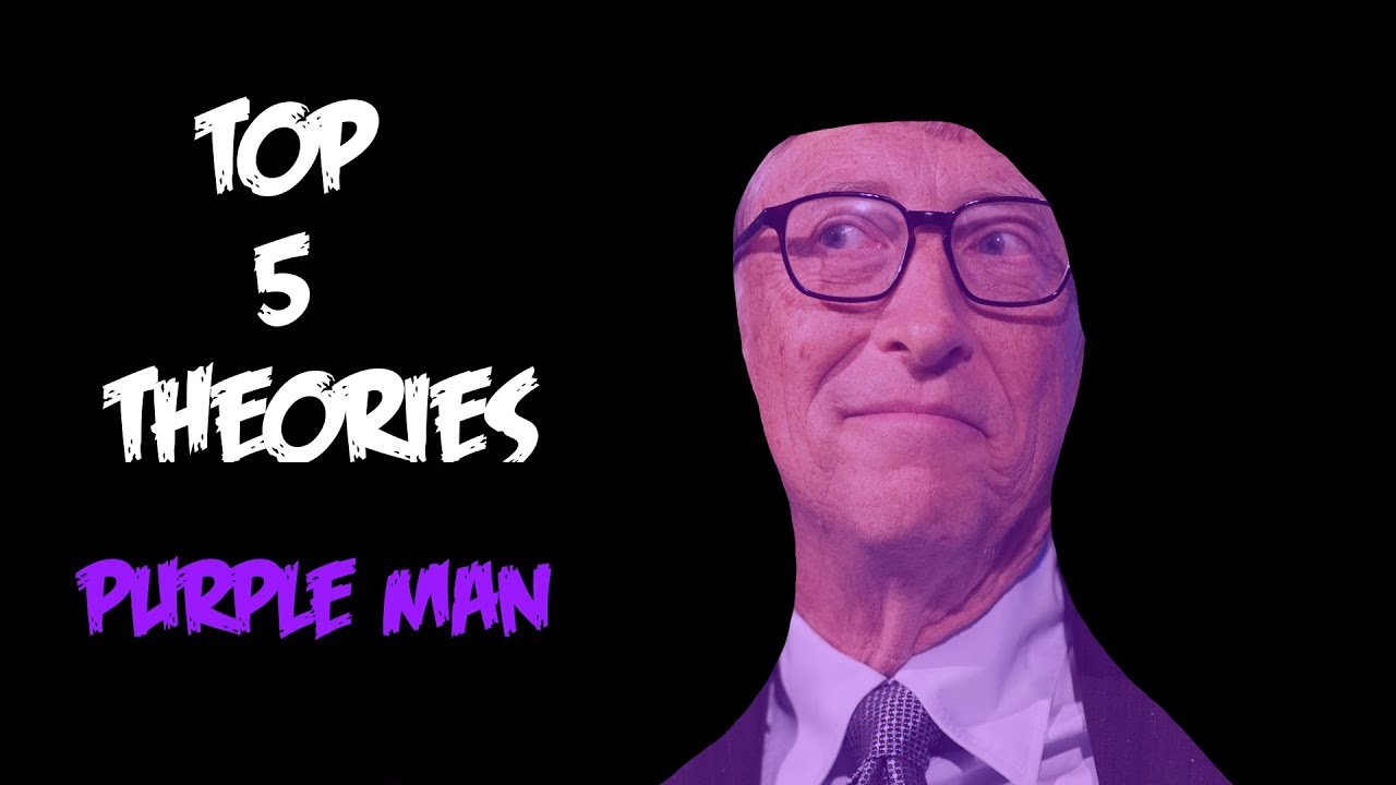 Top 5 theories about purple man five nights at freddy s youtube