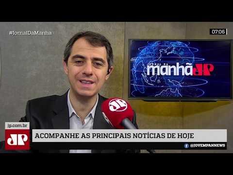 Jornal da Manhã - 29/10/18