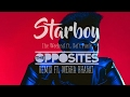 The Weeknd Ft. Daft Punk - Starboy (TheOpposites Remix ft. Megha Bhagat)
