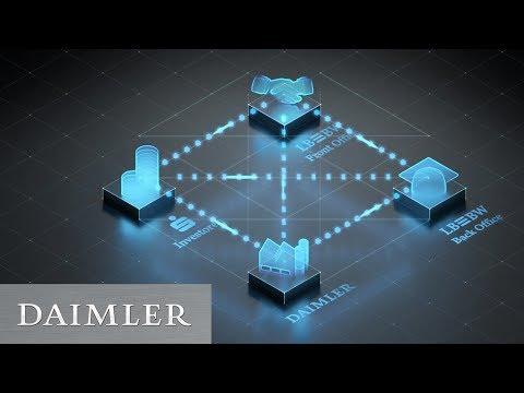 Daimler und LBBW setzen erfolgreich Blockchain bei Schuldschein-Transaktion ein