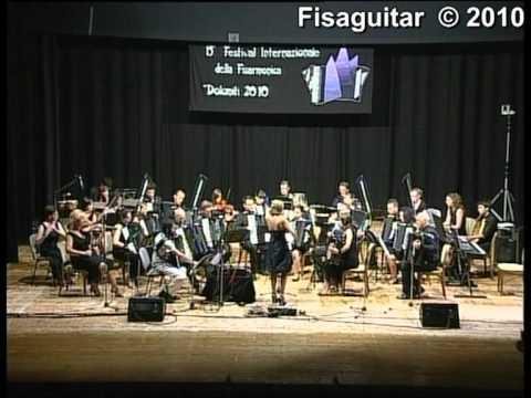 Jazz Fest - omaggio a L. Fancelli - M°SIMONE ZANCHINI - FISORCHESTRA G. ROSSINI BELLUNO