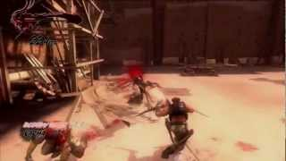 Ninja Gaiden 3: Razor's Edge - Demo Gameplay (PS3) Patreon: https:/...