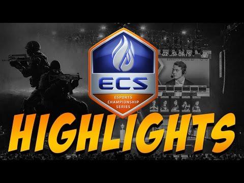 ECS Season 1 Finals - CS:GO Highlights