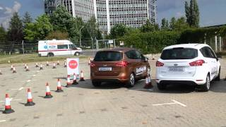 Ford Driving Skills for life -  Romania [ Ford Craiova]