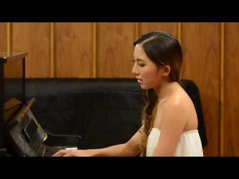 叶凯琳 2015 AZ好歌手 ASU校园歌手大赛