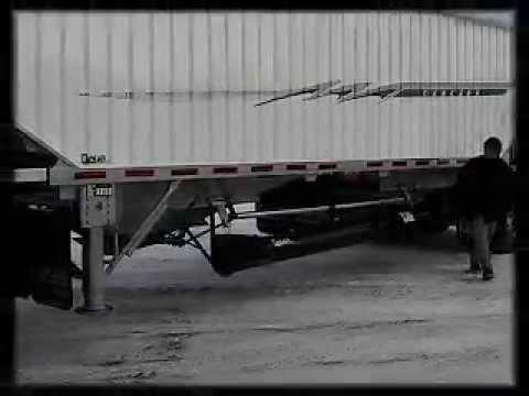 Hopper Trailer Augers – Cancade Company Ltd  Innovation