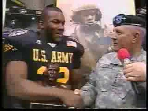 2006 Army Bowl | Beanie Wells MVP Award