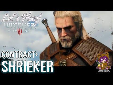 ★ Witcher 3 ★ - Contract: Shrieker