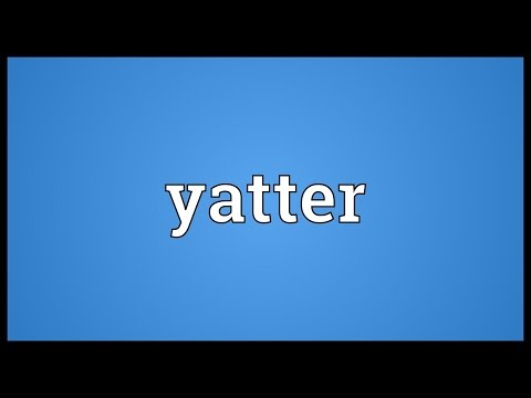 Header of yatter