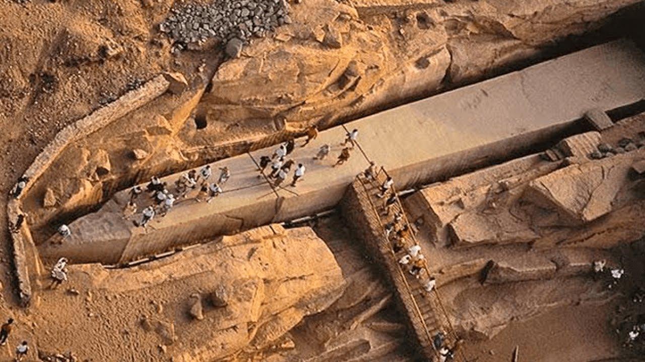 Geheime Archäologische Funde