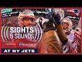 Patriots Mic'd Up Vs. Jets (Week 7) | Sights & Sounds