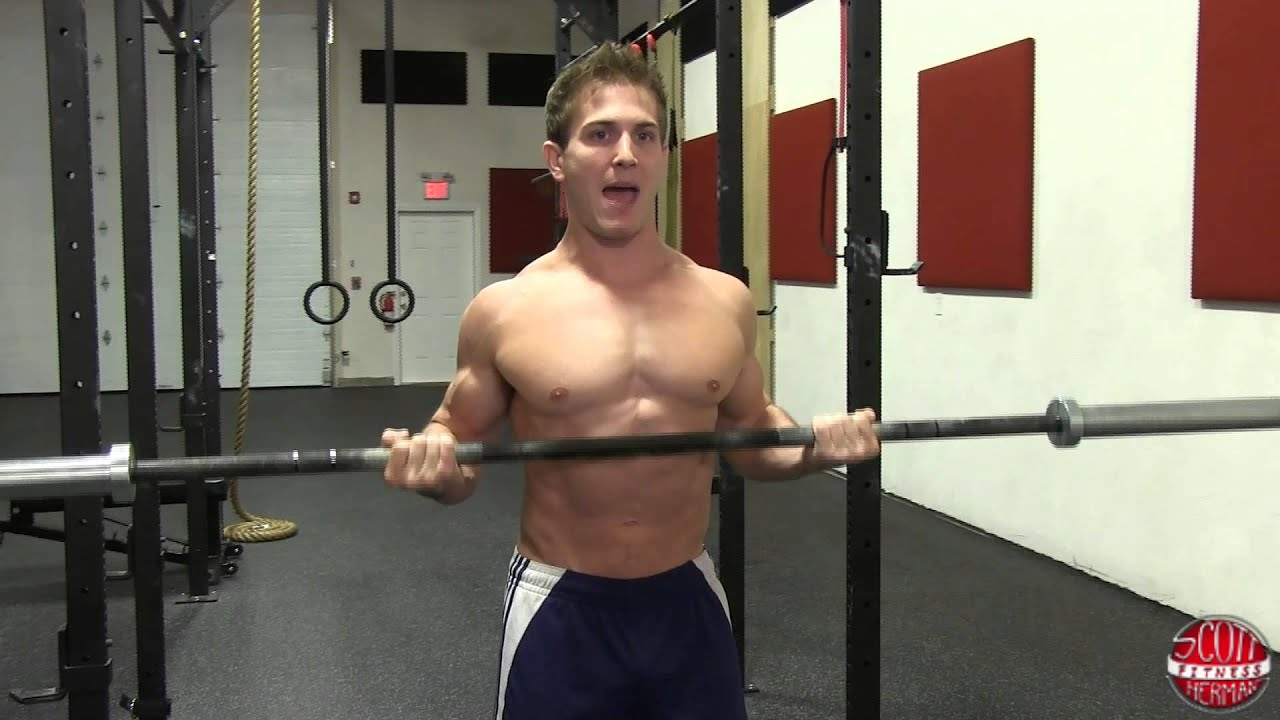 Two Exercises for BIGGER Bicep Peaks! - YouTube