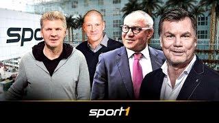 Ganze Folge CHECK24 Doppelpass mit Felix Magath und Christian Ziege | SPORT1