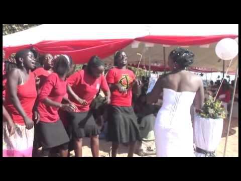 The Frankham Wedding, Cape Maclear, Malawi