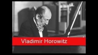 Vladimir Horowitz: Schubert - Impromptu No. 3 in G flat major D. 899