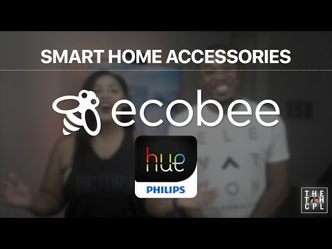 Smart Home (or Apartment?) Ecobee3 Thermostat & Philips Hue Bulb Review