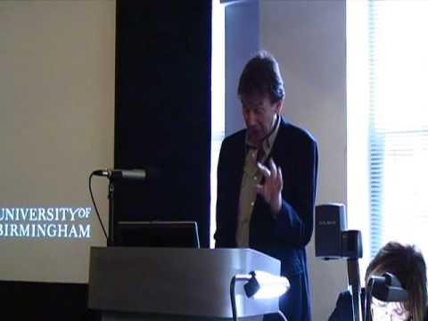 Historian Michael Wood discussing the Vernon Manuscript
