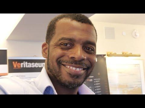 Reggie Middleton, Live In Veritaseum Suite At Consensus 2018