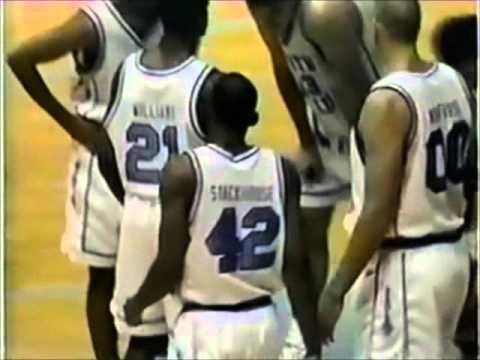 12/12/1993 - UNC Tar Heels vs. Canadian National Team (Exhibition)