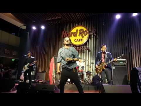 Live Performance The Dance Company at Hard Rock Jakarta