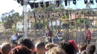 Cloud Nothings - Cut You (Live @ FYF Fest in Los Angeles, Ca 9.1.2012)