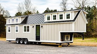 Beautiful 2019 Timbercraft Denali 39ft Custom Tiny Home For Sale | Living Design For A Tiny House