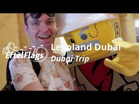 Legoland Dubai + Riverland – AWESOME START Dubai trip