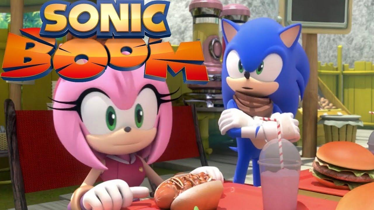 Sonic Boom | Juguemos a Los Amigos Musicales | Capítulo 23 Español Latino