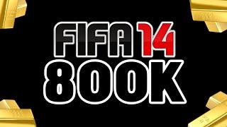 FIFA 14 - Wydaje 800k na paczki - Costa sie sprzedał
